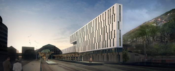 Bergen Stasjon Øst